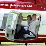 Group Booking Helicopter Ride
